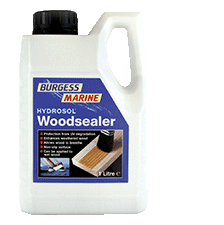 Burgess Marine Wood Sealer