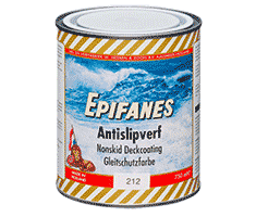 Epifanes nonskid deck paint for yachts for No skid paint