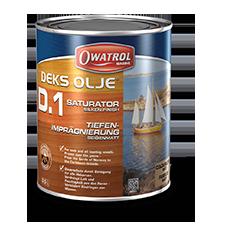 Deks Olje D1 Saturating Wood Oil And D2 High Gloss Finish